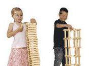 Kaplas planchettes pour constructions imaginatives
