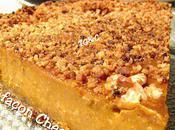 Pumpkin façon Cheesecake