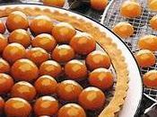 Tartes kumquats chocolat