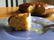 Gâteau yaourt abricot lavande