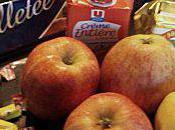mange quoi demain? Mini-tatin pommes carambars