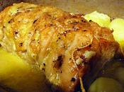 Roti porc maroilles
