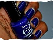 Blue mind Rimmel