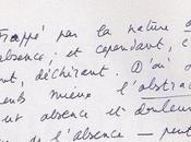 Roland BARTHES, Journal deuil