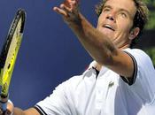 Richard Gasquet participe l'Open Tennis Caen