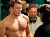 Captain America premières photos avec Chris Evans