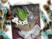 intérieur décoré l'esprit Magie Noël...