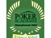 Championnat Poker Académie 7ème étape