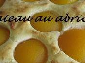 Gateau abricots