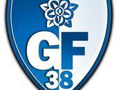 Football Ligue GF38 Tours (vendredi, heures, stade Alpes).