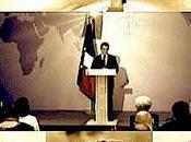 184ème semaine Sarkofrance Sarko voulait nous faire croire qu'il devenu président