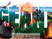 Vulcania nouveautés 2011 sous signe volcans