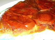 Tatin tomates vinaigre balsamique