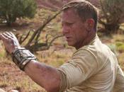 Daniel Craig change costume pour Cowboys Aliens 1ere affiche