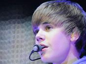 Justin Bieber voilà stars qu'il préfèrent