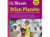 bilan planète Monde