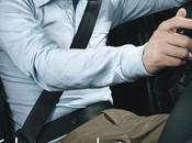 sont conducteurs professionnels servent plus téléphone volant