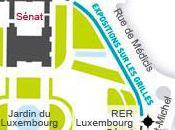 Idée sortie Paris Goûter autour Jardin Luxembourg