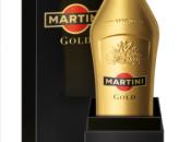 Coffret alcool pour noël Martini Gold Dolce Gabbana