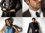 Patrick Dempsey Gisele Bundchen pour Versace