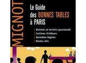 Découvrez Guide Caroline Mignot (Tables Découvert), éditions First