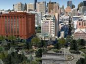 Google Earth Sketch outils pour futurs urbanistes herbe