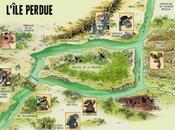 L'île mystérieuse histoire