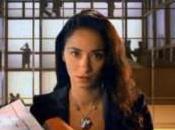 femme d'Eric Cantona dans publicité pour