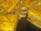 Tortilla pdt/merguez