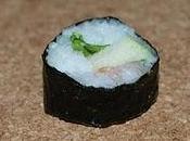 Petit essai makis sushis