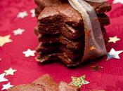 Petits sablés chocolat-noisette
