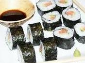 Idée cadeau Lille: atelier makis sushis!