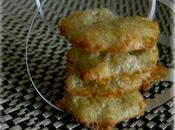 Petits gâteaux Cantal farine lentilles