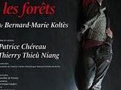 NUIT JUSTE AVANT FORÊTS avec Romain Duris scène Patrice Chéreau