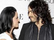 Russell Brand flippe perdre alliance
