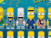 Toy2R Bart Simpson Mania series