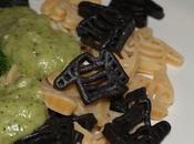Pâtes Marinières, Sauce Brocolis Noisettes