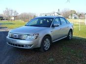 Essai routier complet: Ford Taurus 2008