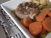 Rouelle légumes bouillon...