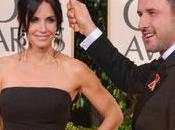 Courteney soutient David Arquette