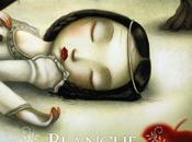 Benjamin Lacombe offre Blanche-Neige robe exquise