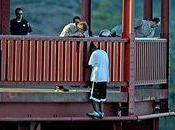 Golden Gate Bridge: suicides 2010