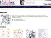 Amélie Nouhad nouvelle artiste rejoint Lakokine