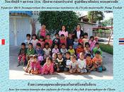 janvier 2011. Ecole Taolek: Invitation