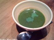 recette Soupe cresson