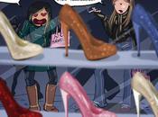 Shopping avec Miss Liline PARIS