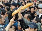 Algérie Tunisie révoltes