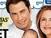 John Travolta Kelly Preston présentent leur bébé (PHOTO)