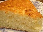 Gâteau noix coco zestes citron