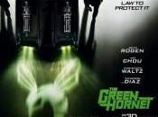 Green Hornet. Frelon Vert